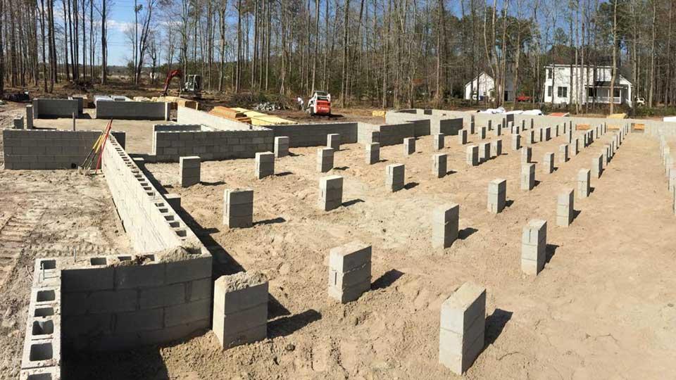 Pre-construction Treatment